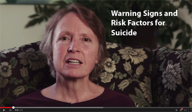 Warning Signs and Risk Factors for Suicide